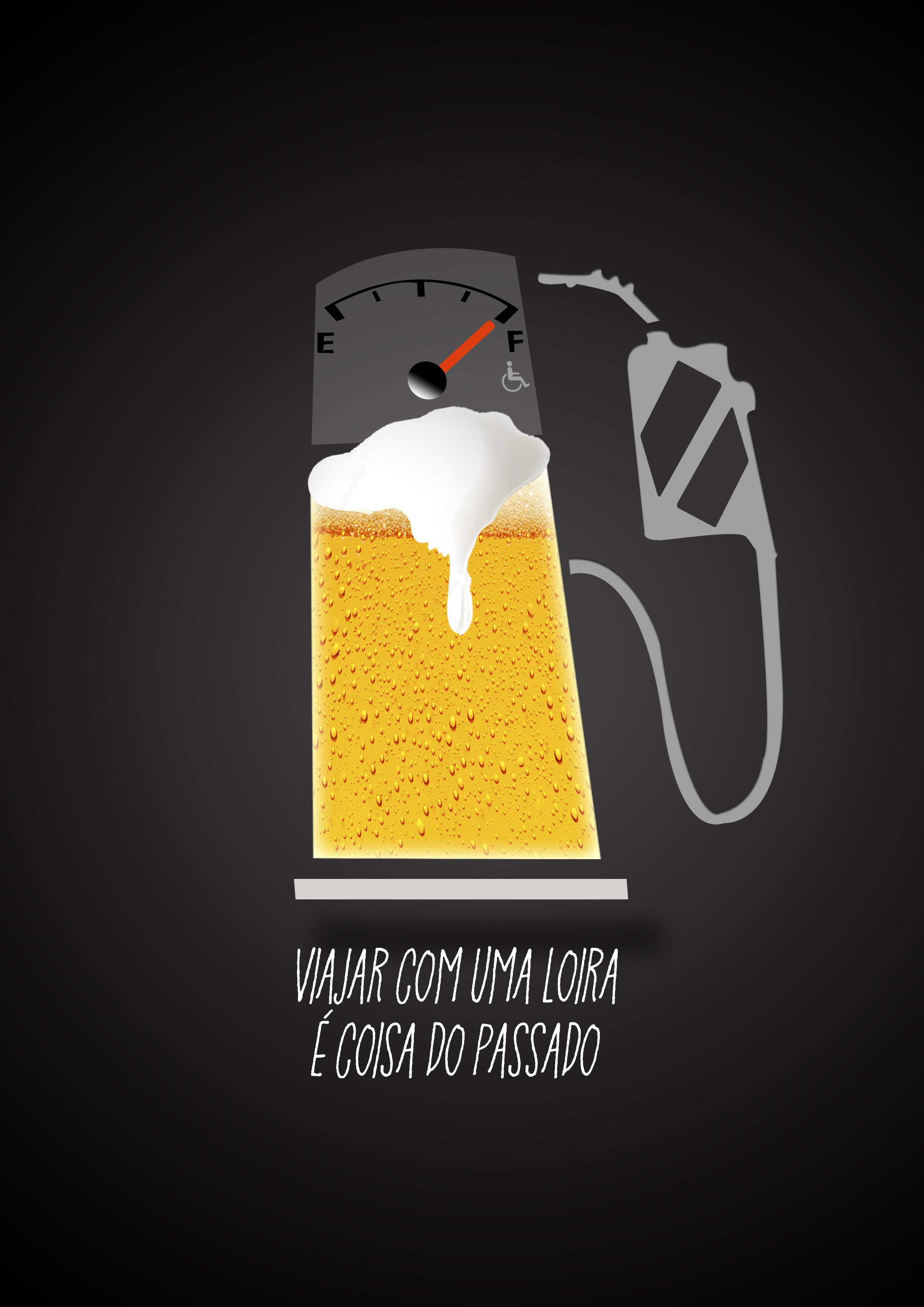 O ITAP inventa cartaz-copo-bomba