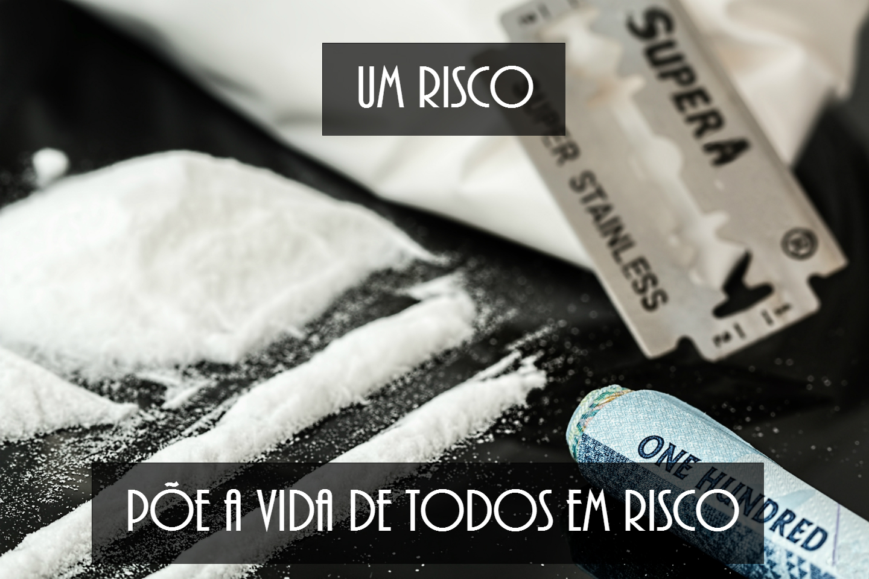 Segurança acima de tudo drogasv3
